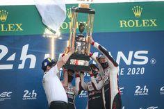 Toyota suma y sigue en las 24 horas de Le Mans 2020 Porsche, Audi, Aston Martin, Rolex, Ferrari, Toyota, Racing, Wrestling, F1 News