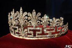 famous royal tiaras | ... Royal Jewels: British Nobillity Jewels: The Spencer Honeysuckle Tiara
