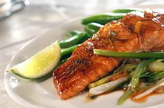 Oriental style salmon fillets mm making this for dinner tonight