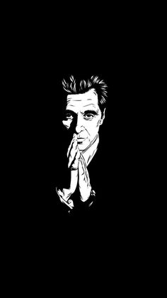fearsome wallpaper Minimal Al Pacino The Godfather Part II 1974 movie dark 7201280 wallpaper The Godfather Poster, The Godfather Wallpaper, The Godfather Part Ii, Mafia Wallpaper, Hipster Wallpaper, Dope Cartoon Art, Dope Cartoons, Bridge Tattoo, Beard Logo
