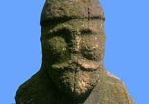 Kipchaks portrait, 12th century, Luhansk - Wikipedia, the free encyclopedia