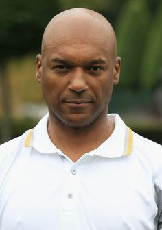 Colin Salmon in FitFlop Shooting Stars Benefit - Golf Tournament (Day 1)