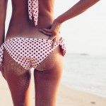Many women aspire to have a toned derriere, but it often takes some effort to achieve this look. A fitness routine with exercises specifically designed to focus on the buttocks can help get you there. Fitness experts often recommend doing a work-out two to three per week times that incorporates multiple sets of moves if ...