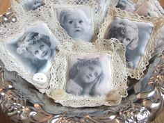 Small Things, Shabby, Etsy Shop, Frame, Vintage, Decor, Gifts For Girls, Stocking Stuffers, Christmas Tree Decorations