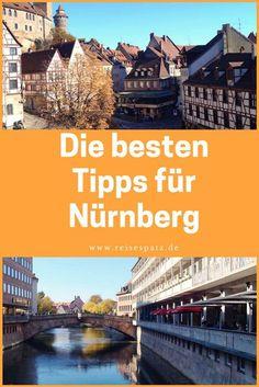 Erfahre hier, welche Sehenswürdigkeiten in Nürnberg sich lohnen. Alle wichtigen Tipps für deine Nürnberg Städtereise.