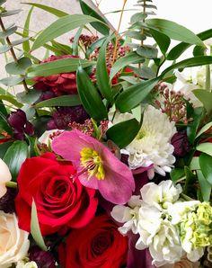 How beautiful is this hellebores in this bouquet!   #didisflowers #bouquet #bride #married #weddinginspo #bouqetinspo #vancityweddings #love #beautiful #classic #romantic #lovely #unique #photography #wedding #stunning #brideinspo #style #design #tobemarried #floraldesign #weddingbuzz #flowers #freshflowers #photo #bridetobe Bridal Bouquets, How Beautiful, Fresh Flowers, Special Events, Floral Design, Floral Wreath, Romantic, Wreaths, Bride