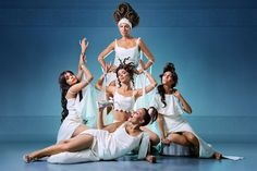 We are the muses. Goddesses of song and proclaimers of heroes.