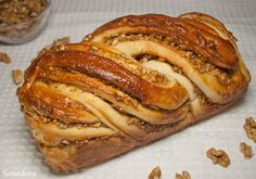 Bread Recipes, Cake Recipes, Cooking Recipes, Sweet Bakery, Sweet Pastries, Vegetarian Recipes, Good Food, Food And Drink, Donuts