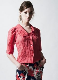 jacket and skirt by Anne Mardell in store