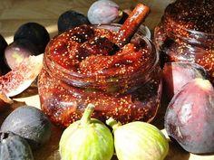 Cinnamon Fig Jam