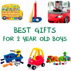 Here Are The Top Toys And Best Gifts For 2 Year Old Boys That Channel His Energy Experts Say Will Support Development