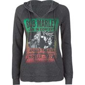 BILLABONG Bob Womens Hoodie - Heather Black
