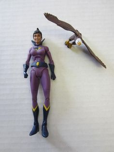 """Jayna Action Figure 6"""" DC Universe Classics #Unknown"""