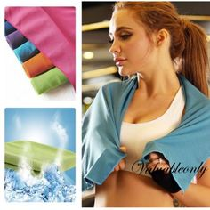 Chilly pad #sports #cooling #towel enduring running jogging gym instant ice cold,  View more on the LINK: 	http://www.zeppy.io/product/gb/2/112091001267/