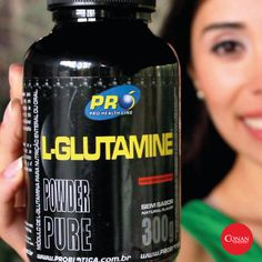 L-Glutamine da #Probiótica  ✔Evita o catabolismo; ✔Auxilia no ganho de massa muscular; ✔Melhora a performance para atletas; ✔Auxilia no fortalecimento do sistema imunológico.  #ConanNutrition #Glutamina
