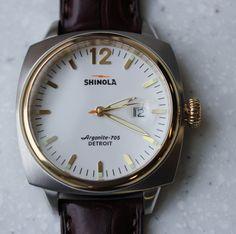 Made In Detroit, Shinola Watches