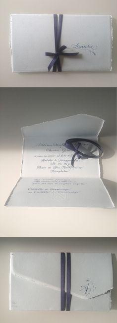 Partecipazioni in carta Amalfi