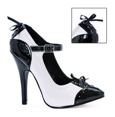 The Violet Vixen - Classy Lady Lana, $69.99 (http://thevioletvixen.com/shoes/classy-lady-lana/)