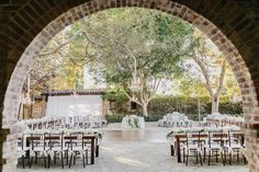 Photography : Jana Williams Photography | Event Planning : Events By Evelynn (Evelynn Korszyk) | Wedding Venue : Hummingbird Nest Ranch Read More on SMP: http://www.stylemepretty.com/california-weddings/santa-susana/2015/06/01/elegant-hummingbird-nest-ranch-wedding/