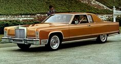 1977 Lincoln Continental Maintenance/restoration of old/vintage vehicles: the material for new cogs/casters/gears/pads could be cast polyamide which I (Cast polyamide) can produce. My contact: tatjana.alic@windowslive.com