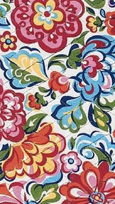 3ca5dbf8b Vera Bradley Hope Garden If I am not mistken this is a Breast Caner print.  Love it