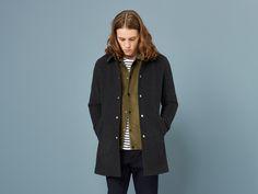 Wax London Wilton Coats