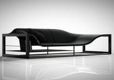 """Bucefalo Sofa"" designed by Emanuele Canova"
