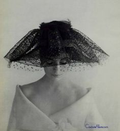 Paulette hat from 1960