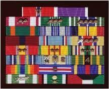 Resultado de imagen para military ribbons