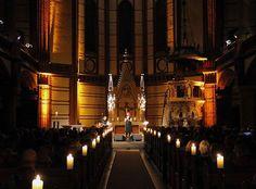 106 Kirchen laden am Samstag, den 17. September 2016, bis Mitternacht zur Nacht der Kirchen in Hamburg: Musik, Veranstaltungen, ein vielfältiges Programm: