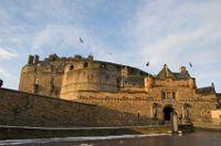 Castelo de Edimburgo #viagem #turismo