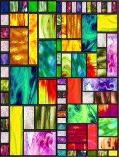 pretty stained glass