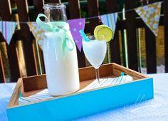 Lemoniada mleczna - zdjęcie główne