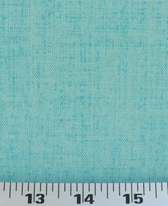 Baja Linen Turquoise - Indoor/Outdoor | Online Discount Drapery Fabrics and Upholstery Fabric Superstore!