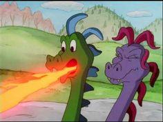 Dragon Tales: Calling Dr. Zac