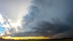 https://flic.kr/p/Am6M1M | 082715 - Last Nebraska Supercell of the Summer (Pano) | August 27, 2015 - Sumner Nebraska, US