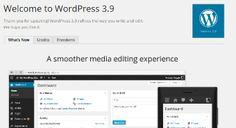 "New WordPress 3.9 ""Smith"" Update - http://www.besthostnews.com/new-wordpress-3-9-smith-update/"