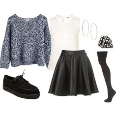 Jade inspired outfit for a date - Polyvore