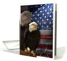 Eagle Scout-Congratulations Card by Amanda Jorjorian