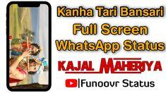 kana Tari Bansari Full Screen Status| kanha Tari Bansari | Janmastami Ne...