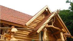 Vidéki házak - Lakberendezési stílusok Style At Home, Pergola, Cabin, House Styles, Modern, Home Decor, Diy, Trendy Tree, Decoration Home