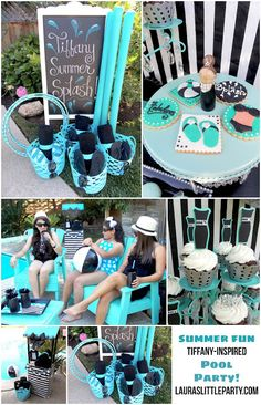 This unique photo is truly a noteworthy style procedure. Swim Party Favors, Pool Party Themes, Pool Party Decorations, Party Ideas, Party Games, Teen Pool Parties, Summer Pool Party, Summer Parties, Bubble Birthday Parties