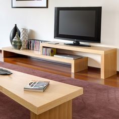 44 Modern TV Stand Designs for Ultimate Home Entertainment Tags: tv stand ideas for small living room, tv stand ideas for bedroom, antique tv stand ideas, awesome tv stand ideas, tv stand ideas creative Tv Stand Modern Design, Tv Stand Designs, Simple Tv Stand, Diy Tv Stand, Tv Furniture, Living Room Furniture, Furniture Design, Furniture Stores, Furniture Websites