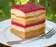 Polish Recipes, Vanilla Cake, Tiramisu, Cheesecake, Cookies, Ethnic Recipes, Desserts, Food, Vanilla Sponge Cake
