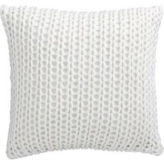 """Holden Ivory 23"""" Pillow in Decorative Pillows 