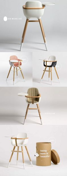 for the modernist bebe. (Honestly, I think baby furniture this specialized is hilarious and would probably hate the kind of people who would buy it in order to maintain their perfect modern aesthetic even after baby arrives, but (baby deco families) Kids Furniture, Furniture Design, Modern Baby Furniture, Furniture Outlet, Furniture Buyers, Cheap Furniture, Wooden Furniture, Discount Furniture, Casa Kids