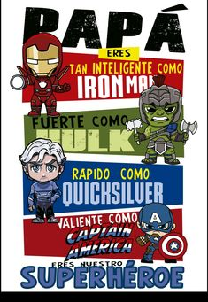 Dad Day, Happy Fathers Day, Avengers, Lol, Scrapbook, My Love, Kids, Block Prints, Watercolor