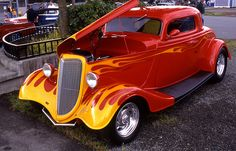 1934 Ford Coupe...Re-pin brought to you by #CarInsuranceAgents serving #Eugene/Springfield at #HouseofInsurance