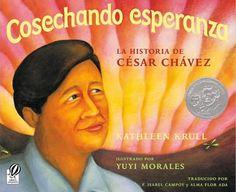 Cesar Chávez es conocido entre los hispanos como un ídolo por sus acciones en esos tiempos. Cesar creció en los campos con sus padres, lo cual lo orillo a tomar importancia/cariño con las personas que trabajaban eso campos. Él se empezó a dar cuenta que estaban aprovechándose de estas personas y decidió ser la voz de ellos pelear por ellos. Este libro escrito en espanol es perfecto para una clase porque promueve el uso de la justicia sin violencia al igual les ensena a pelear por sus…