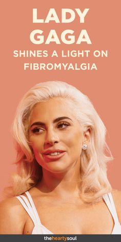 Lady Gaga, fibromyalgia symptoms, and living with chronic pain… The pop star bares all in this article. Lady Gaga, fibromyalgia symptoms, and living with chronic pain… The pop star bares all in this article. Fibromyalgia Pain Relief, Fibromyalgia Diet, Fibromyalgia Syndrome, Fibromyalgia Treatment, Chronic Fatigue Syndrome, Chronic Illness, Chronic Pain, Chronic Tiredness, Mental Illness